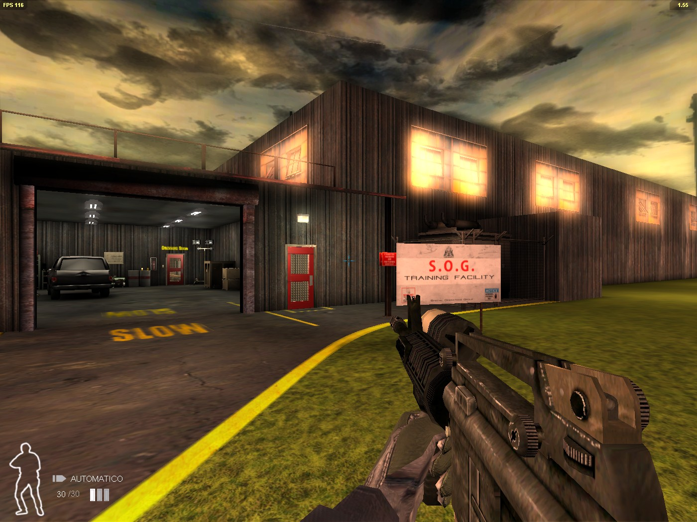 Speech recognition improvement mod for swat 4: the stetchkov.