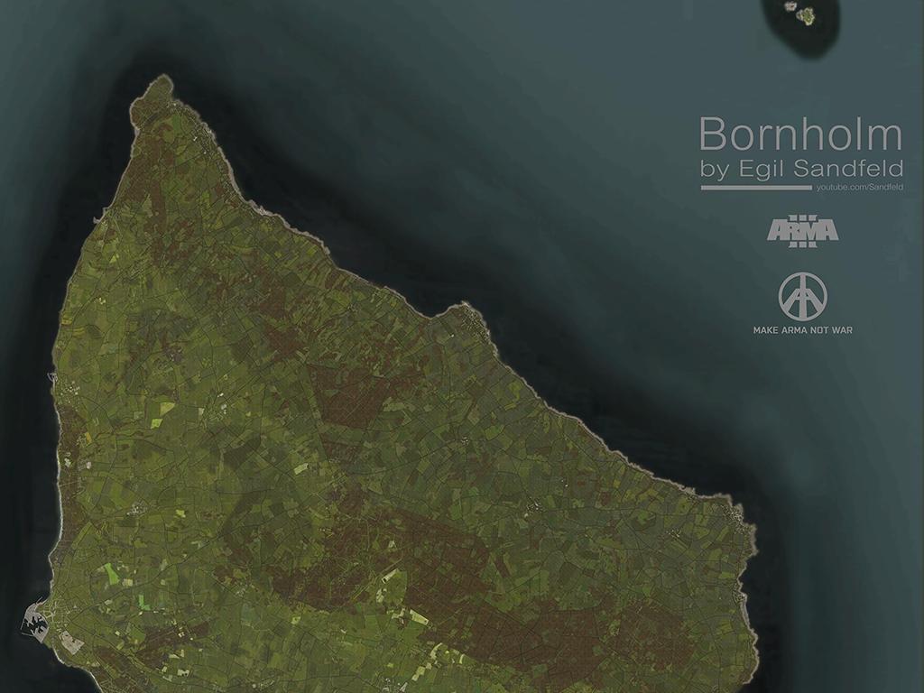 Bornholm for Arma 3 addon - Mod DB
