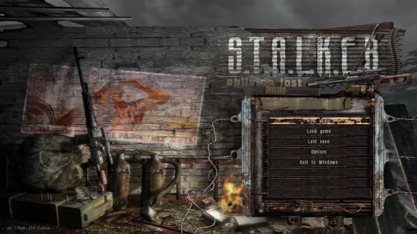 Y as0ed, queridos fans del esp0eda de juego, sugiero que descargar e instalar un tema nuevo en el estilo de stalker
