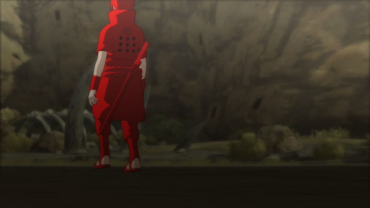 Sasuke Six Paths Ssj God Texture With Bounus Addon