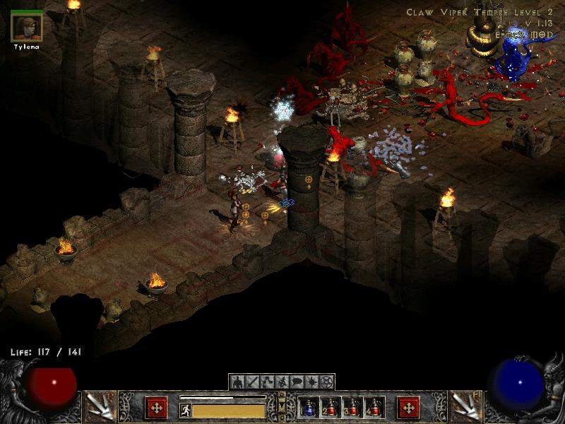 Diablo 2 lod v1 07