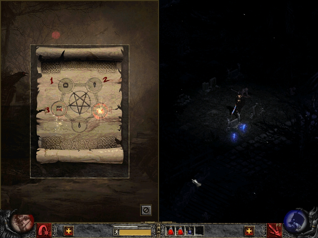 D2SE TheBlackParade 1 0 sfx addon - Diablo II: Lord of