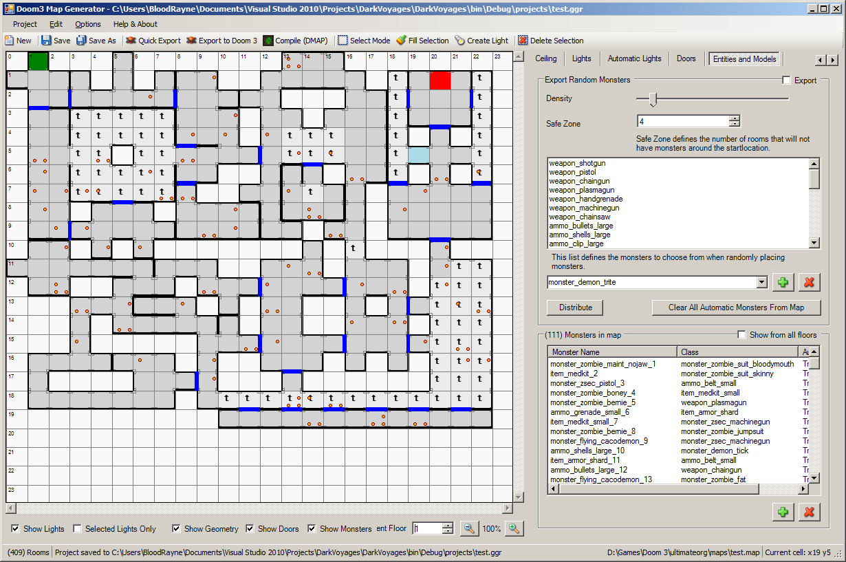 D3AMB   Doom 3 Automatic Map Builder file   Mod DB
