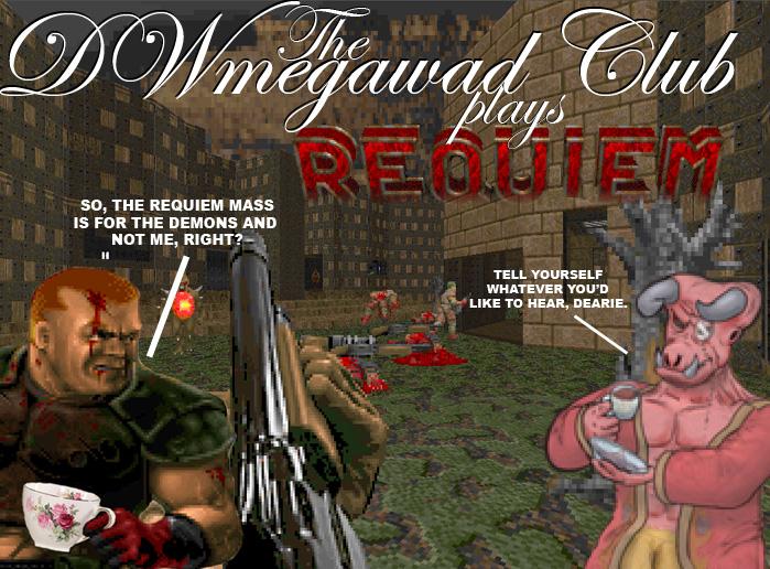 Requiem file - DoomDb - The official Doom WAD sharing group! - Mod DB