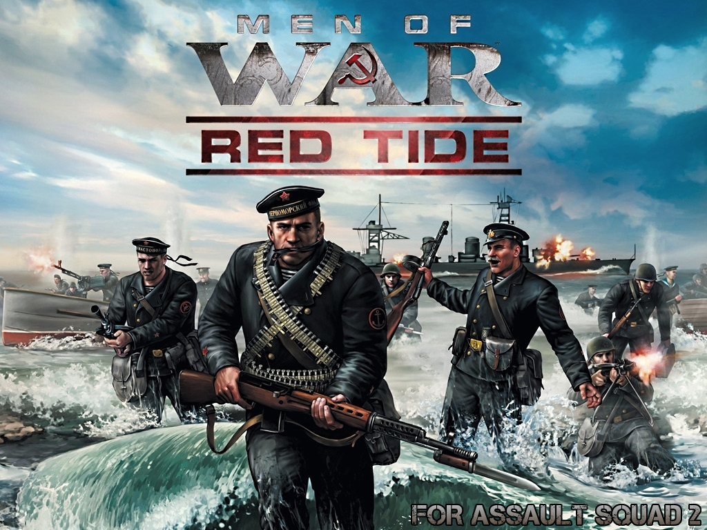 Men Of War Red Tide Campaign For As2 Mod Db