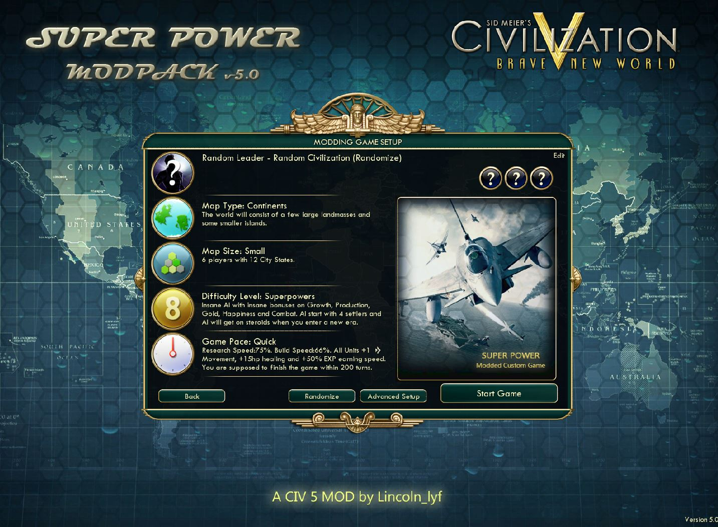 SuperPower Complete Edition (v 5 0) file - Mod DB