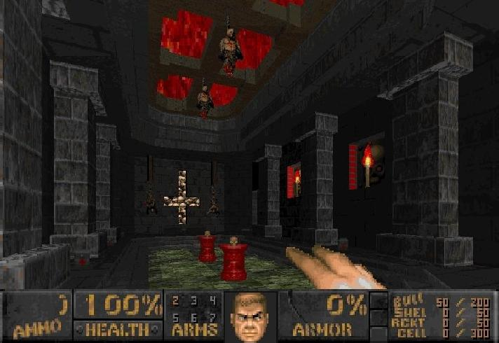 A look at r-comp's final doom re-release – the risc os blog.