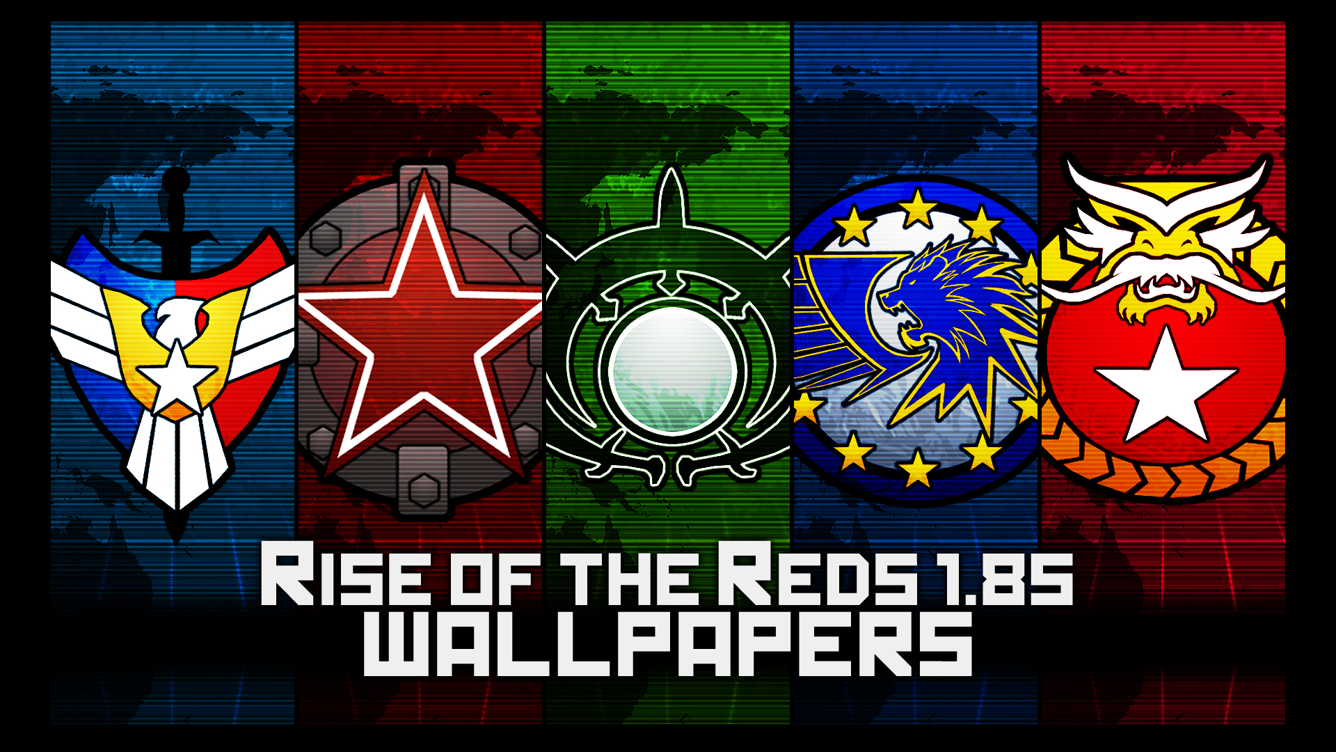 Rise Of The Reds 185 Wallpapers