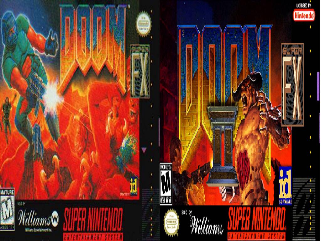DOOM I and II SNES Style Music addon - Mod DB