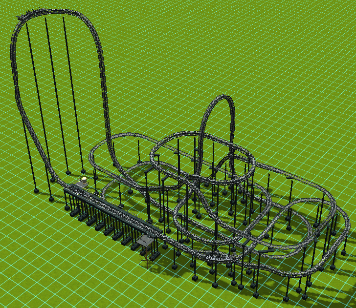 RCT3 - CASH COASTERS addon - RollerCoaster Tycoon 3 - Mod DB