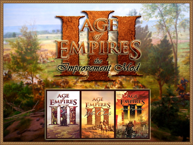 how to change directory age of empires voobly