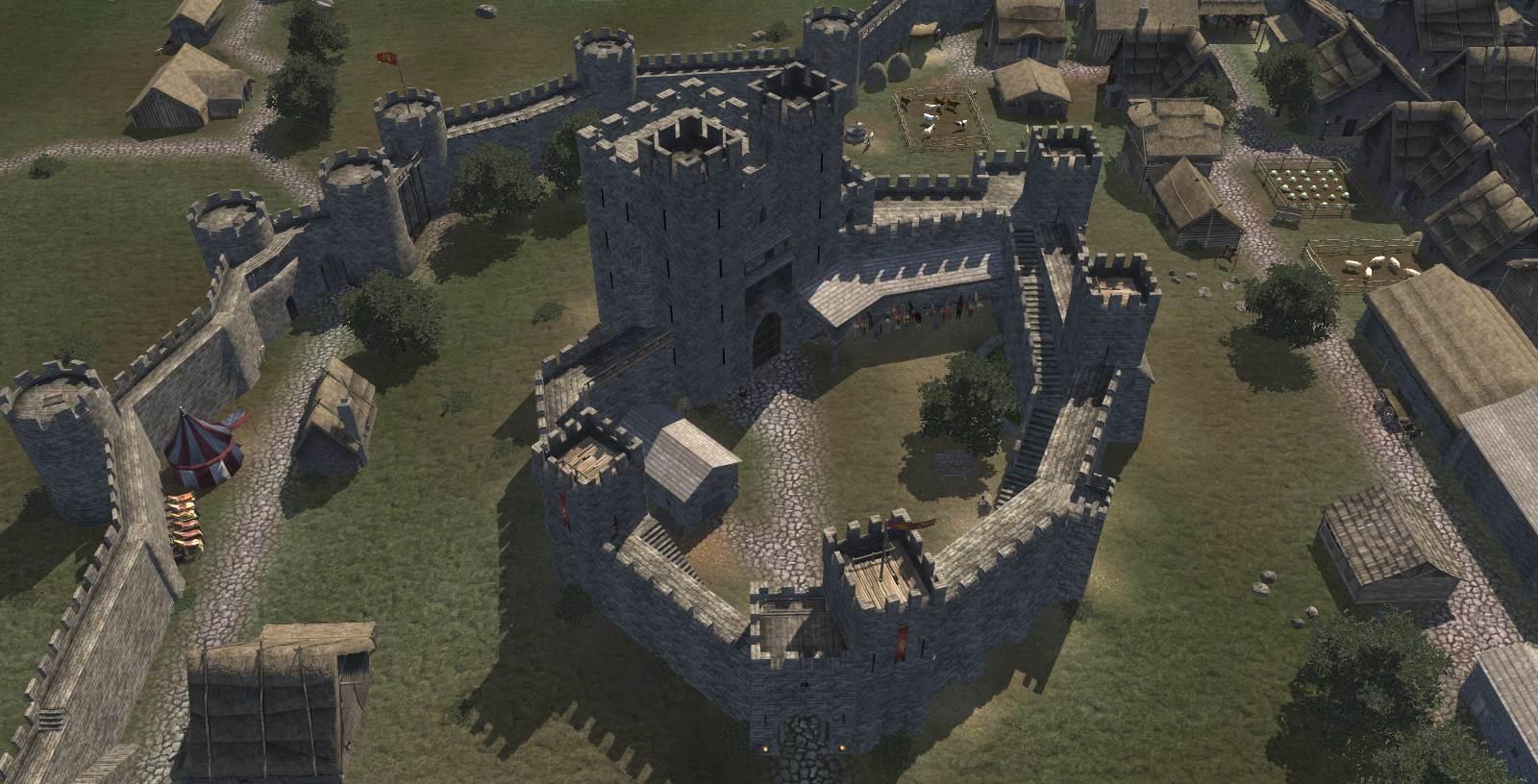 Как сделать замок в mount