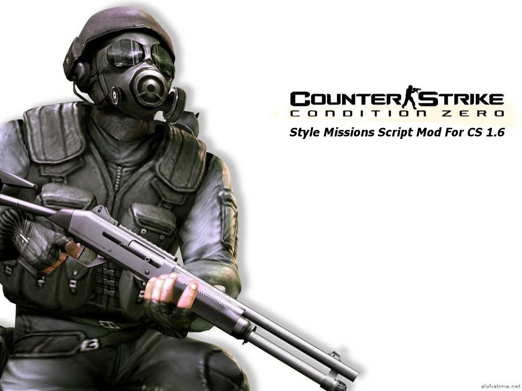 CZ Style Missions For CS 1 6 Ver 0 1 file - Half-Life - Mod DB