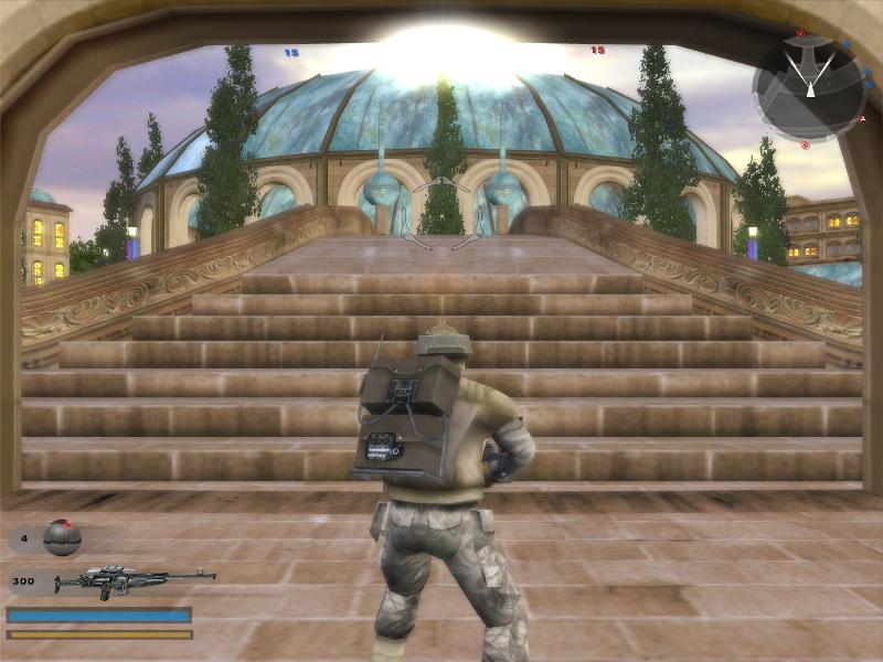 Naboo Daylight Mod addon - Star Wars Battlefront II - Mod DB