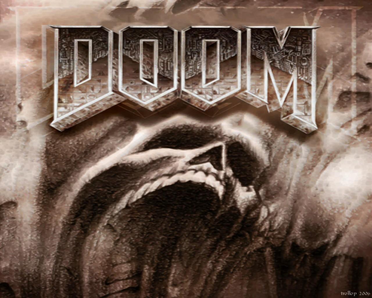 brutal doom wallpaper - photo #33