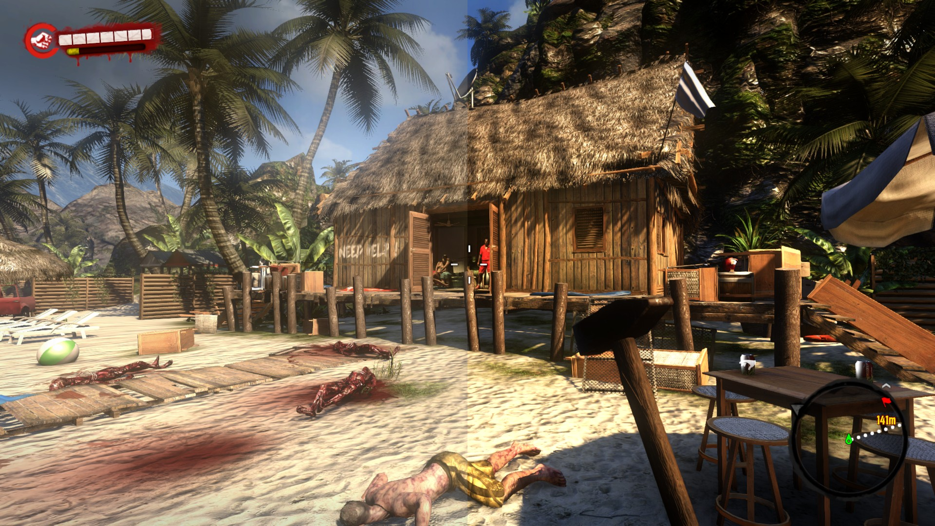 ENB and SweetFX for Dead Island addon - Mod DB