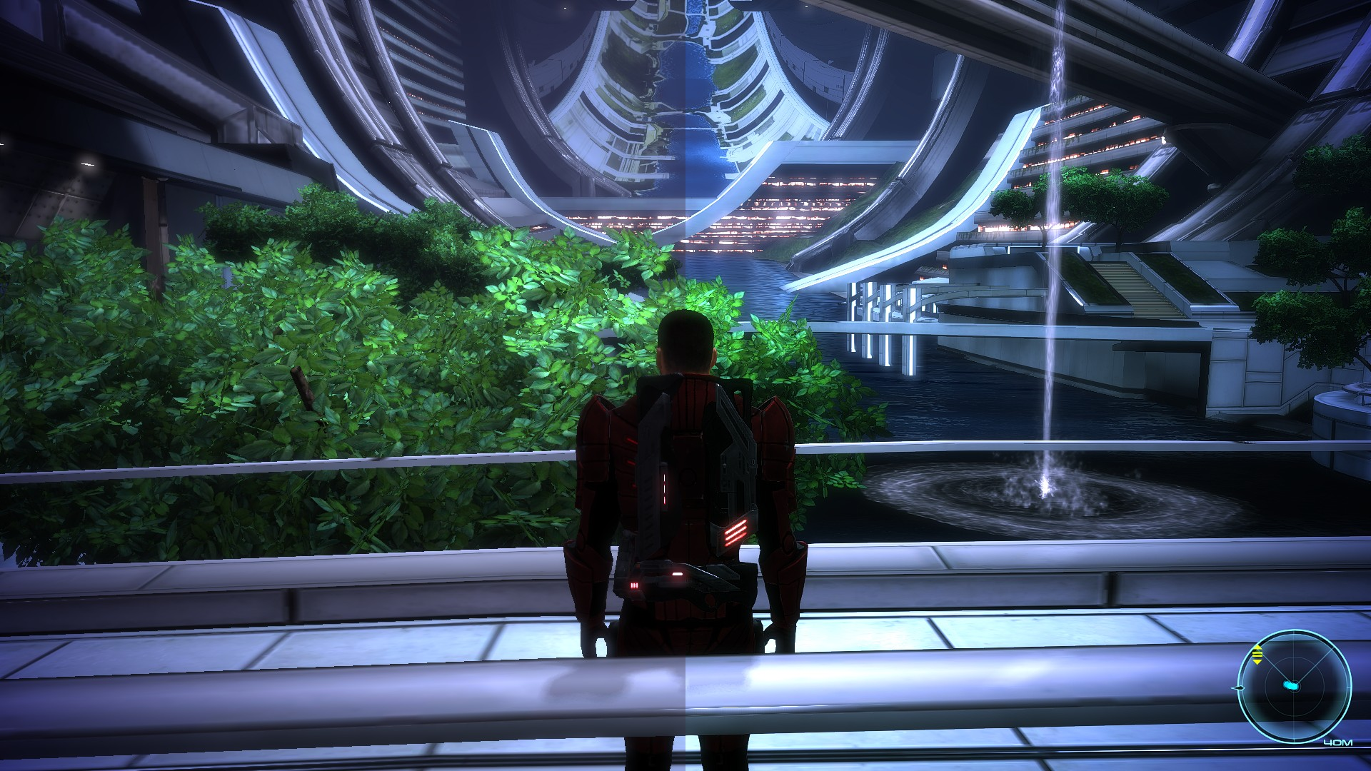 ENB and SweetFX for Mass Effect 1 addon - Mod DB
