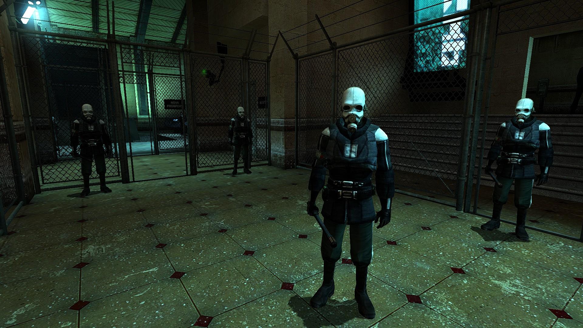 ENB and SweetFX for Half Life 2 addon - Half-Life 2 - Mod DB