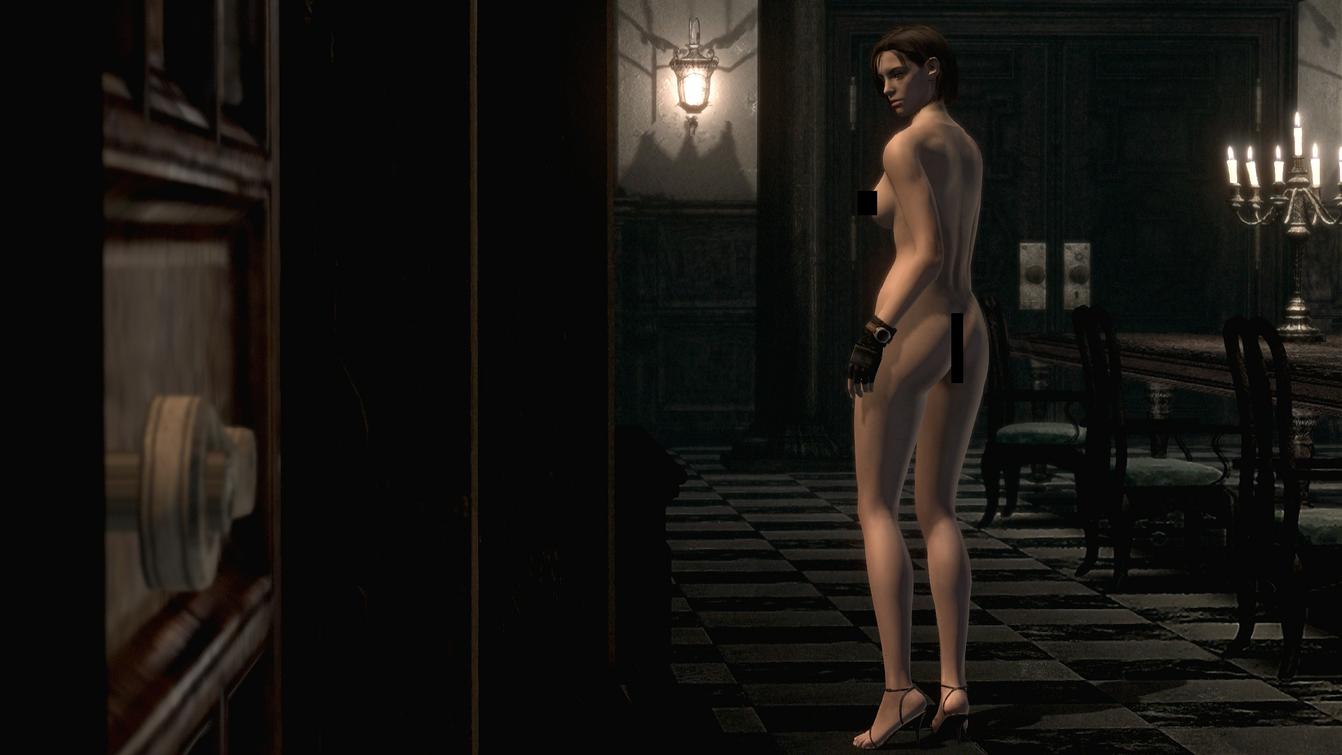 Nude patch for resident evil fucks movies