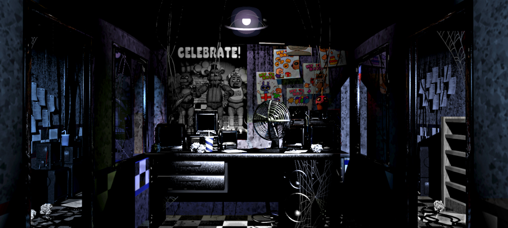 30 Years Later A Fnaf Mod Re Made File Five Nights At