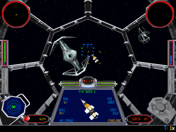 tie fighter mod file mod db