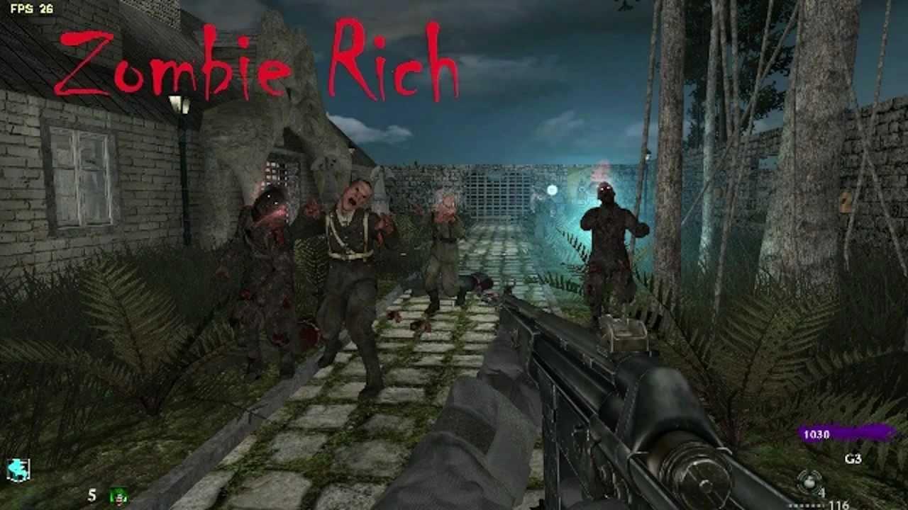 Zombie Rich addon - Mod DB