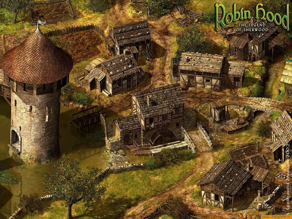 Robin Hood Tale