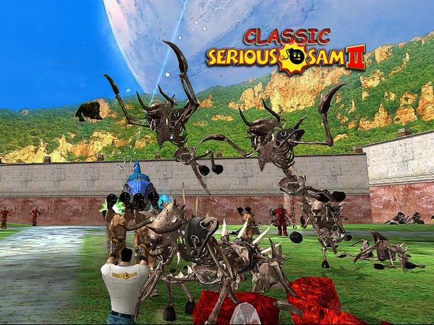 Serious sam 2 v1. 0 [english] no-cd/fixed exe free download.