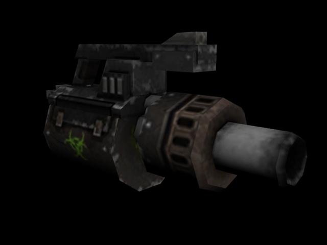 Rad Launcher