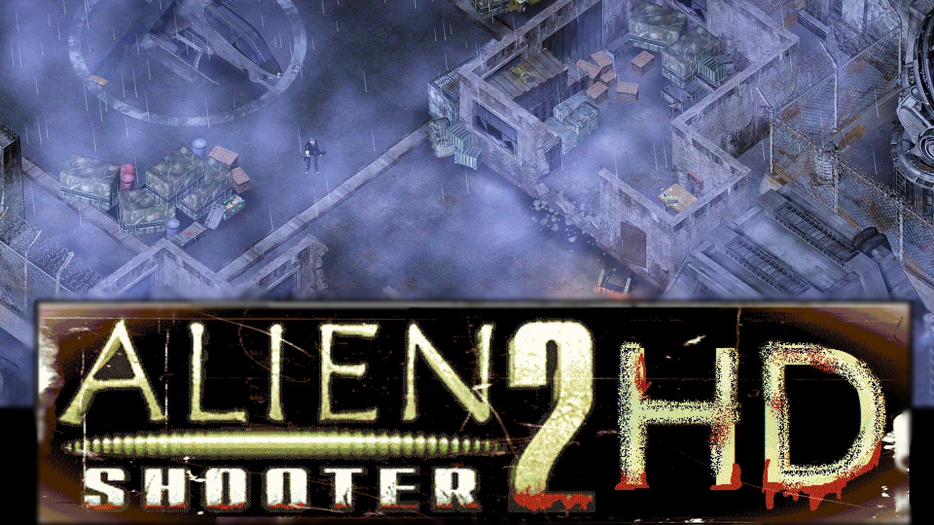 Alien Shooter 2: Reloaded - Full HD Patch 1.0