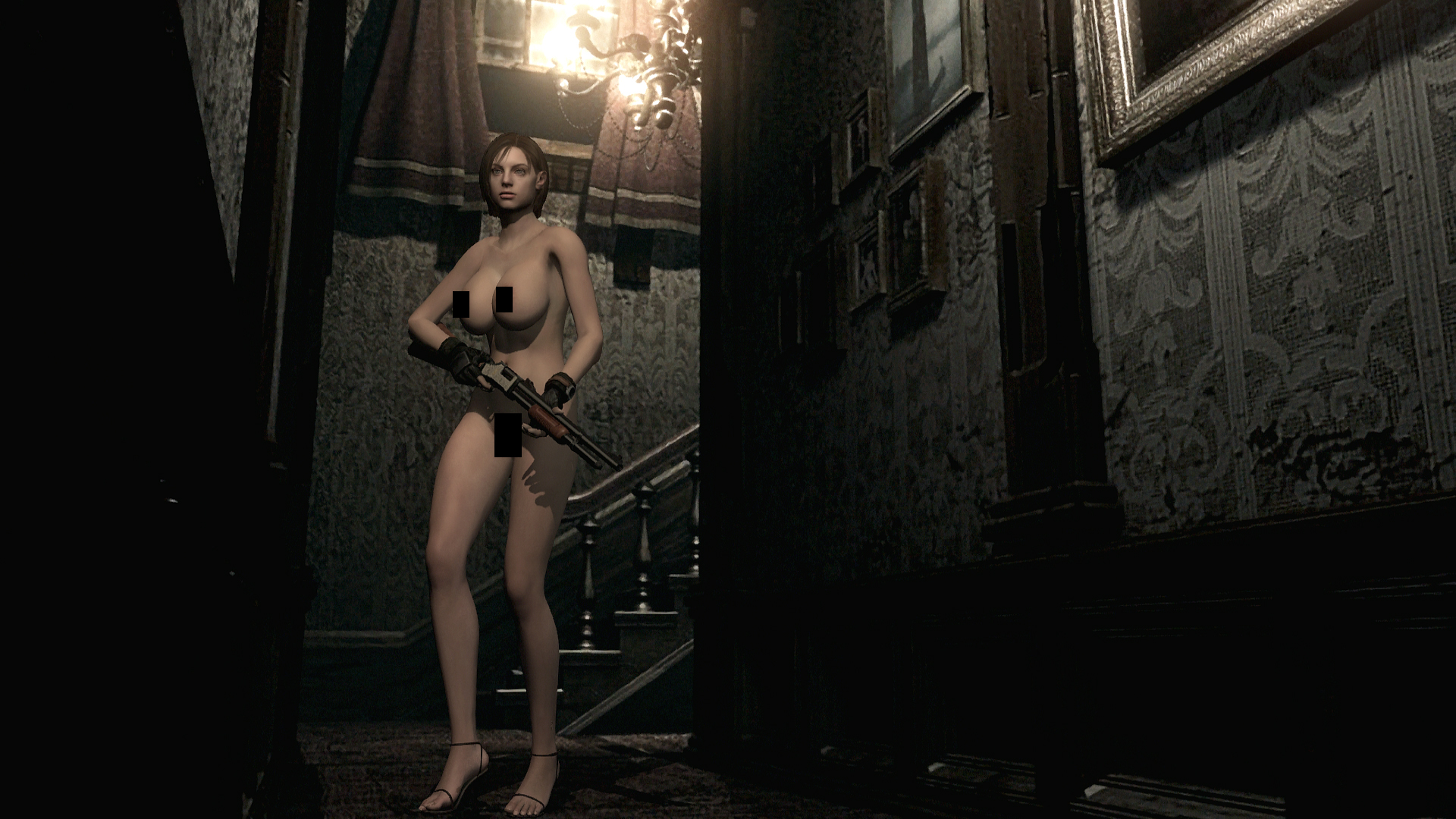 Resident evil: retribution naked pron pics
