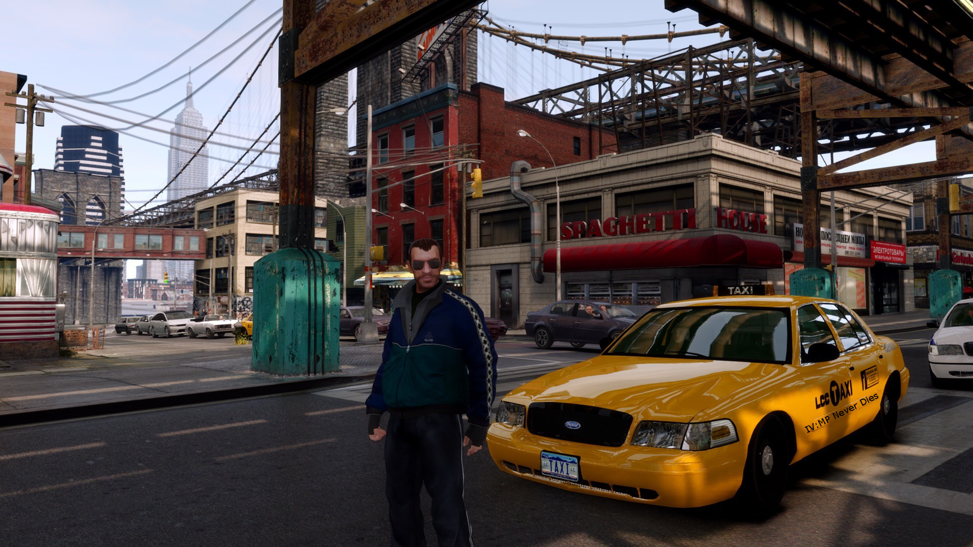 GTA IV Patch 1.0.7.0 - Download in italiano