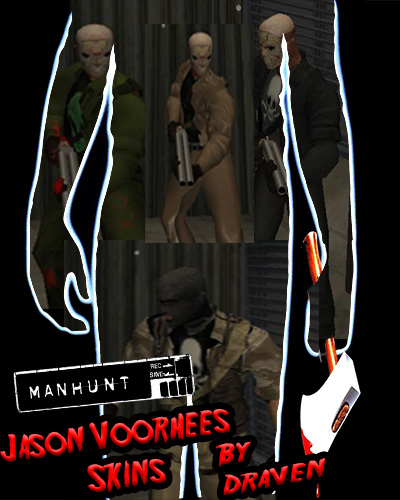Manhunt 1 Jason Pack Addon