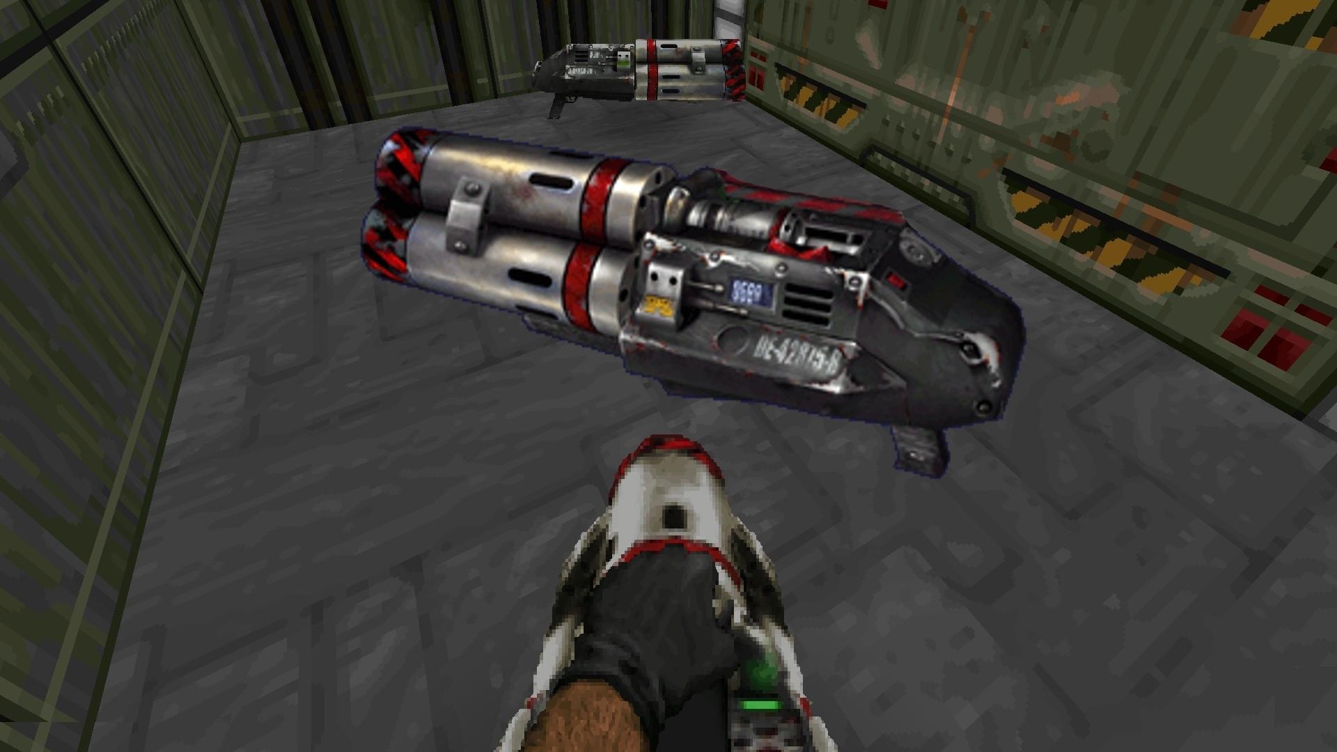 Unreal Tournament 2004 Tripple Rocket Launcher addon