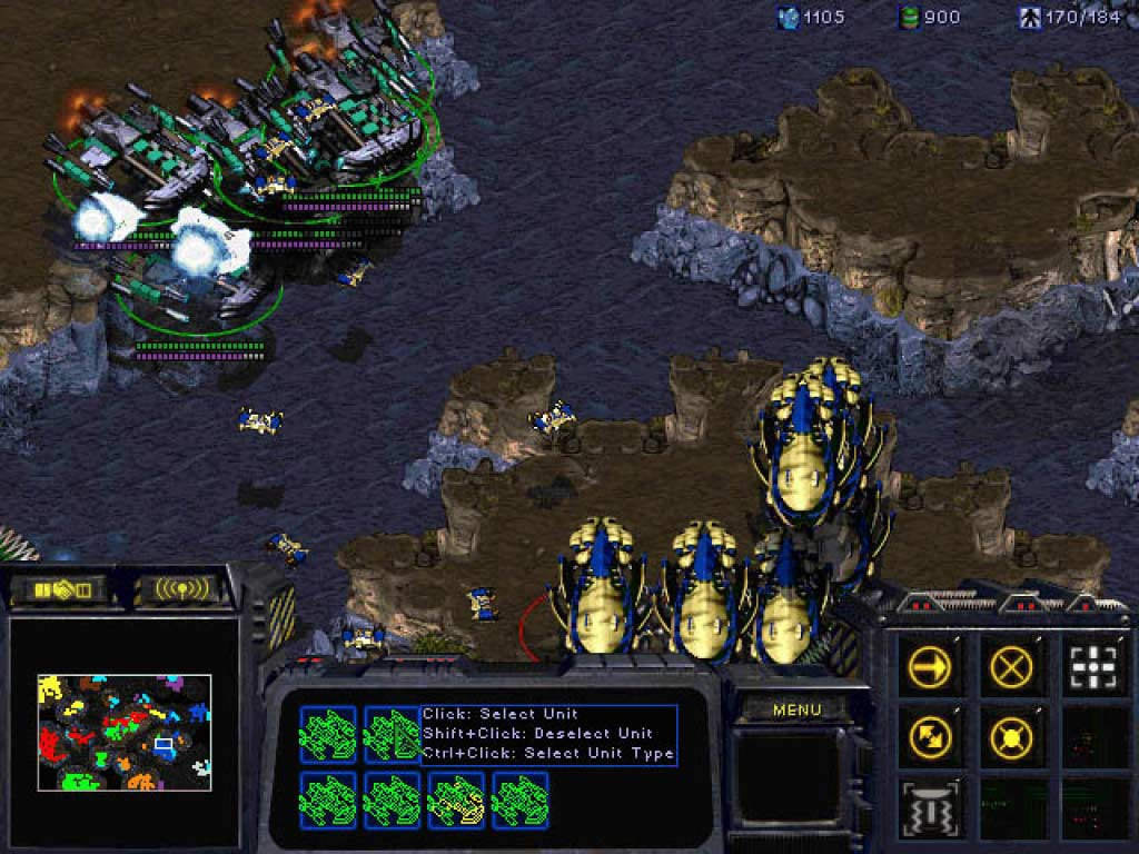 Improved Original Sound addon - StarCraft Broodwar