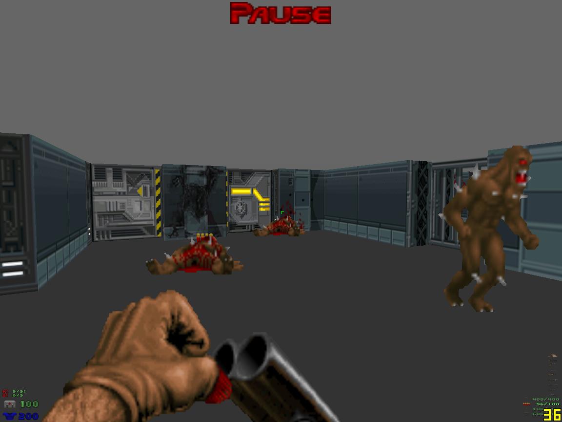 Doom RPG Themed Levels file - Mod DB