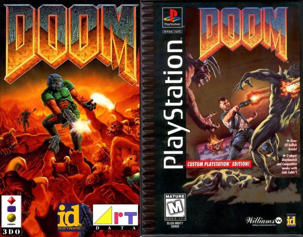 3DO/PS Soundtrack addon - Brutal Doom mod for Doom - Mod DB