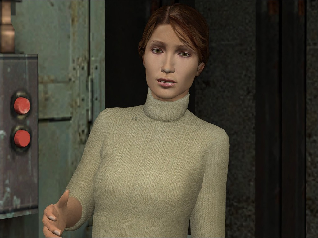Half-Life 2 HUN - Dr Judith Mossman: