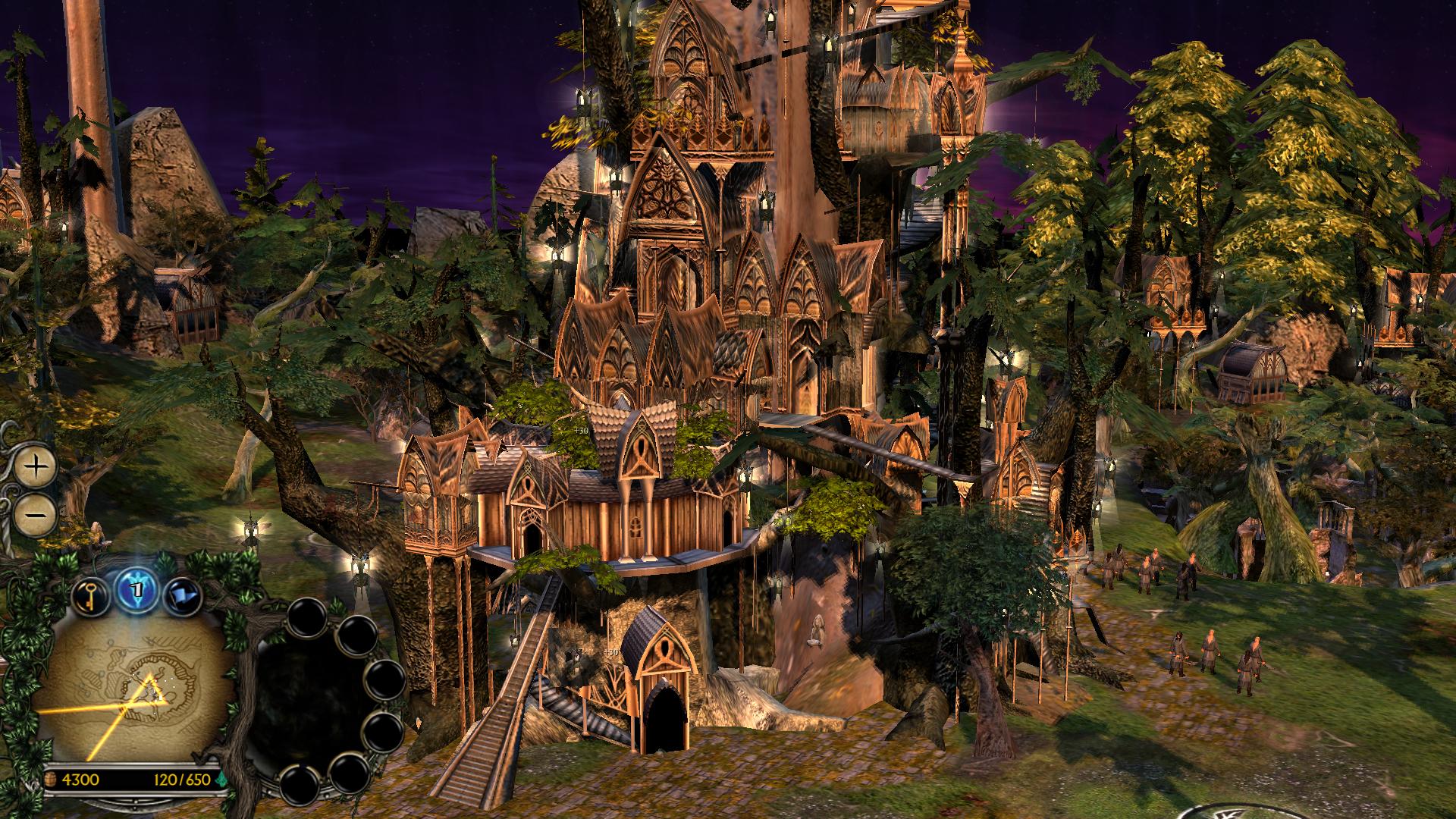 Leaves of Lorien addon - Battle for Middle-earth II: Rise ...