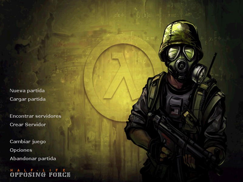 Operation black mesa menu background theme addon half for Operation black mesa download