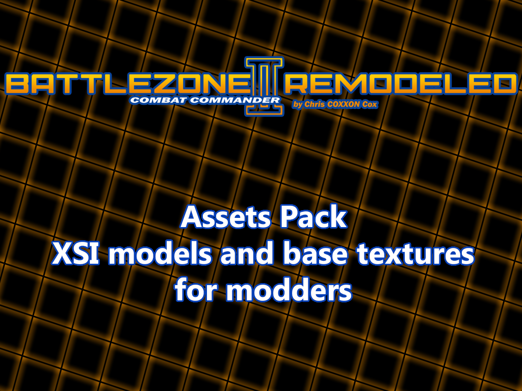 Battlezone ii remodeled assets public 1 addon mod db for Battlezone 2