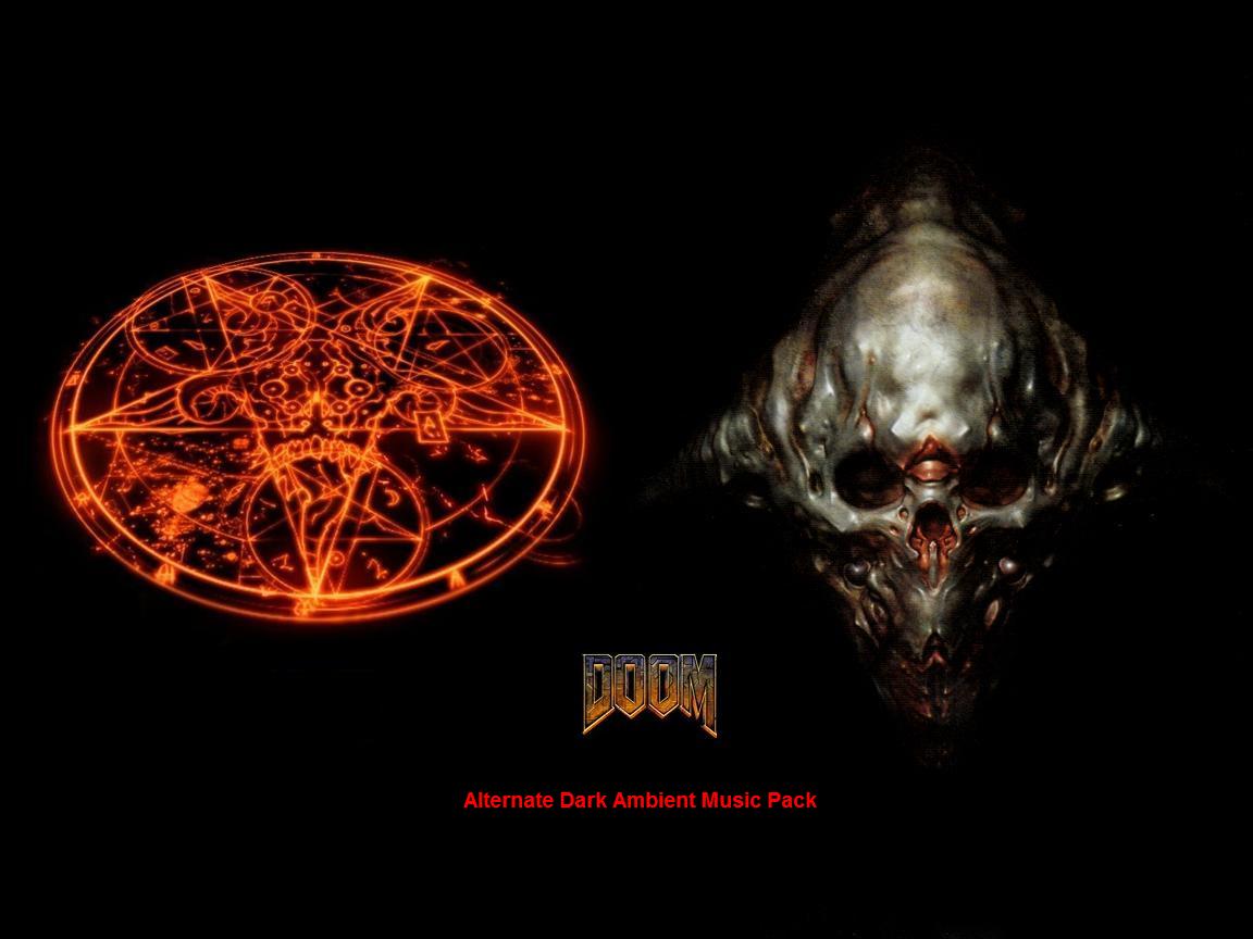 Alternate Dark Ambient Music Pack addon - Brutal Doom mod for Doom