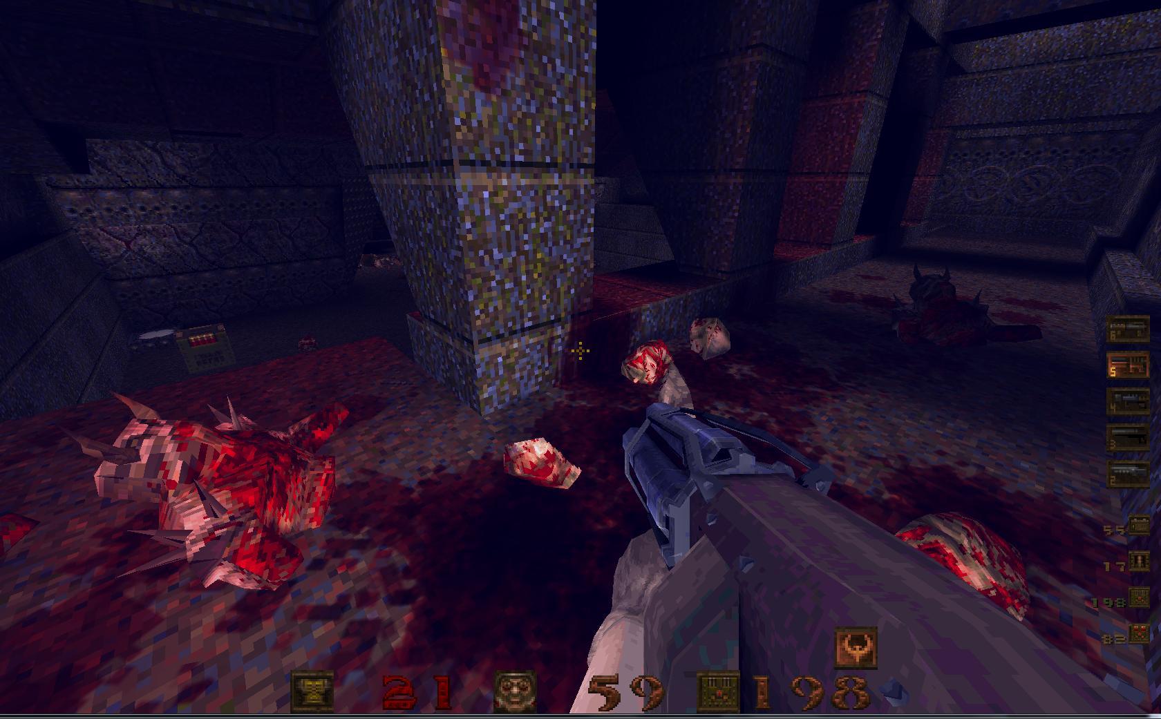 Quake 1.5 Weapo... Quake Vore