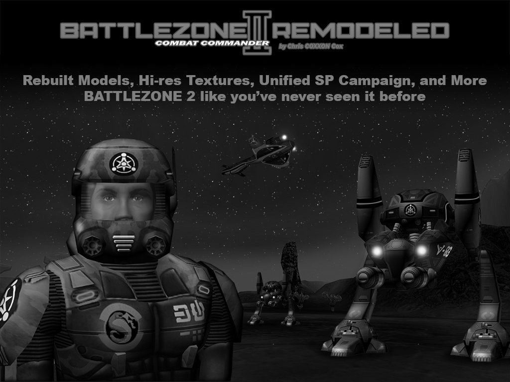 Battlezone ii remodeled greenheart towers addon mod db for Battlezone 2