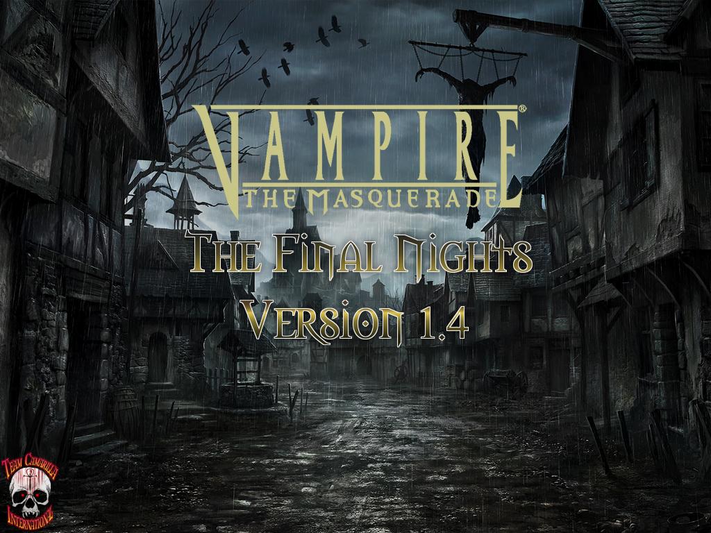 Vampire the masquerade final nights download itunes