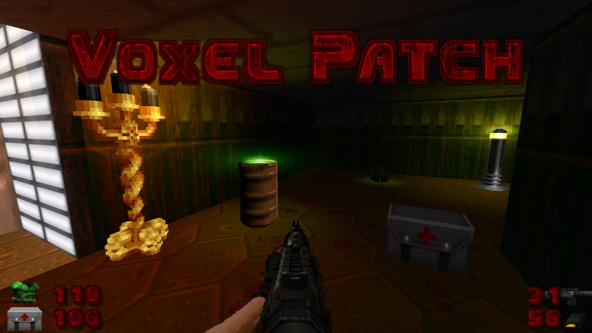Brutal Doom Voxel Patch v3 2 1 addon - Mod DB