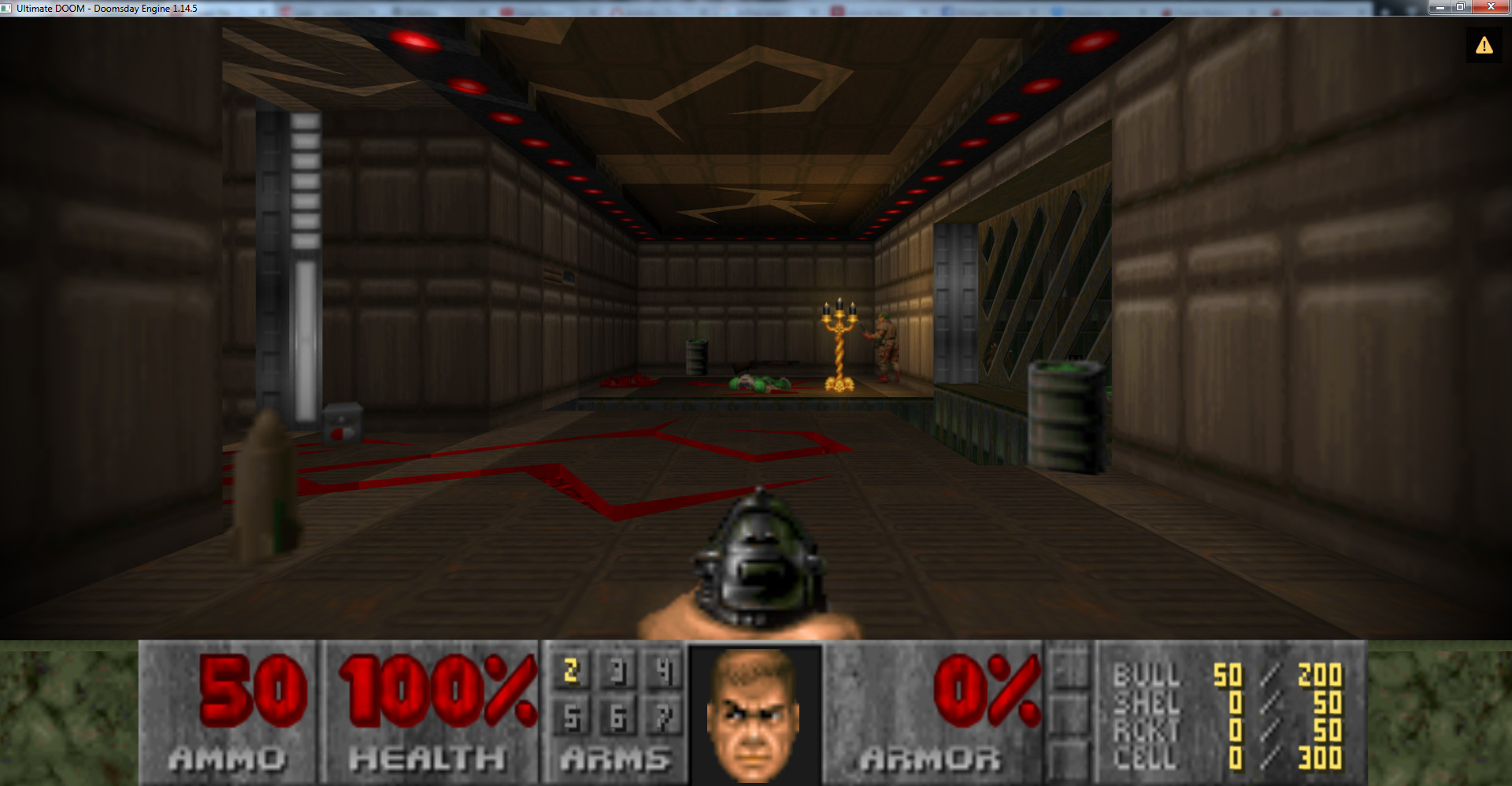 Let's play my own doom wad part 1 youtube.