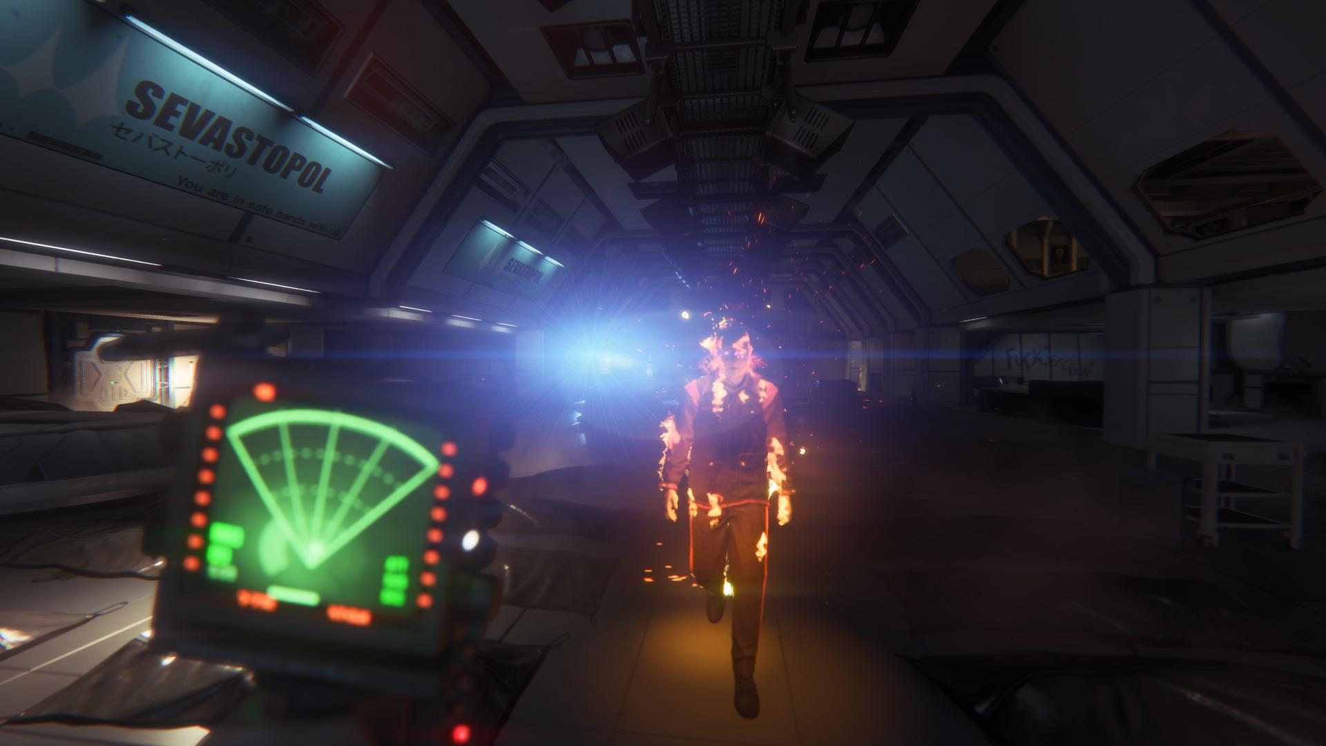 Resultado de imagen de alien isolation hud