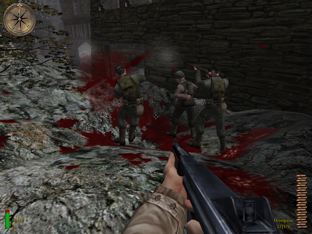 download medal of honor allied assault spearhead full version