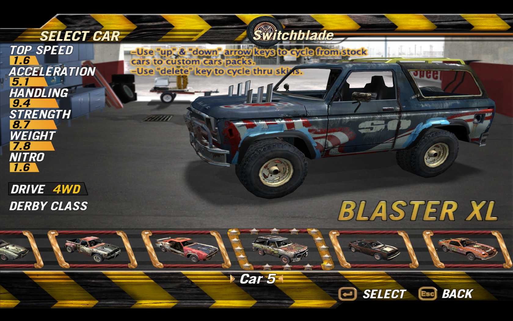 Flatout  Cars Pack